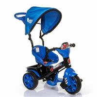 Bobo Speed Baby 3-Wheeled Bicycle - Blue