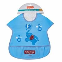 Elephant Half Activity Bib