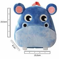Figured Child Bag Hippo