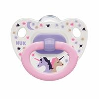 Happy Days Baby Silicon Pacifier 6-18 Months 2pcs