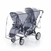 Zoom Baby Stroller's Rain Cover