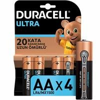 Alkaline AA Turbo Battery 4 Pieces