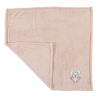 Bebek Nakışlı Çok Amaçlı Battaniye 80x90 cm - Pembe