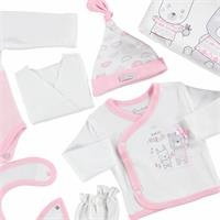 Cloud Baby Girl Newborn Hospital Pack 10 pcs