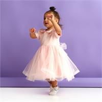 Petter Pan Collar Baby Girl Dress