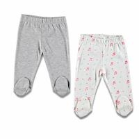 Yummy Baby Footed Pants 2 pcs