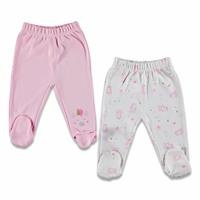 Magical Unicorn Baby Footed Trousers 2 Pack