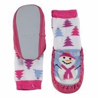 Kış Bebek Çarık Çorap