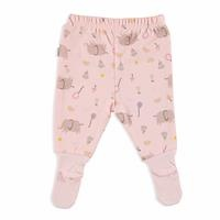 Elephant Organic Baby Footed Trousers