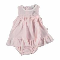 Ruffled Baby Girl Short Romper