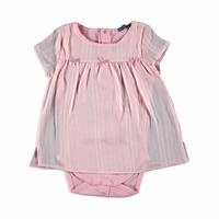 Summer Voile Baby Dress Bodysuit