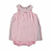 Summer Voile Baby Dress Romper