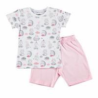 Baby Boy Baloon Printed Short SleevePyjamas