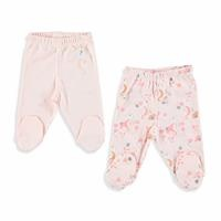 Sea Horse Baby Girl Trousers 2 Pack