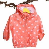 Baby Girl Rain Coat