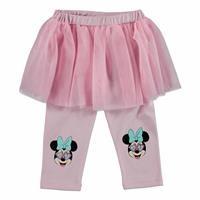 Yaz Kız Bebek Minnie Mouse Tayt
