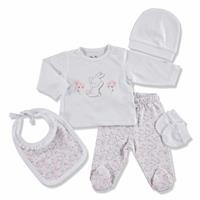 Bud Newborn Hospital Pack 5 pcs