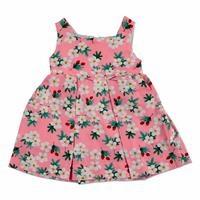 Summer Daisy Baby Girl Cotton Dress