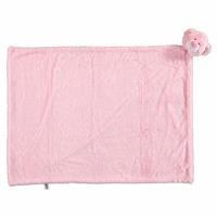 Bear Plush Baby Blanket 80x100 cm