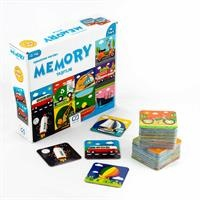 Memory Vehicles 48 Card 3 Years+