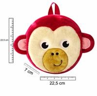 Figured Kids Bag - Monkey