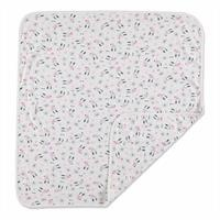 Rabbit Patterned Multipurpose Baby Blanket