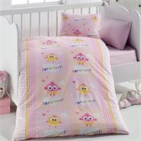 Baby Chick Patterned Duvet Cover Set
