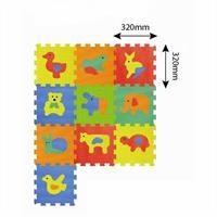 Eva Baby Educational Puzzle Game Mat 10 pcs