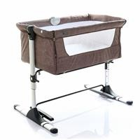 Safe Side Bedside Cradle - Brown