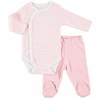 Princess Cat Baby Bodysuits Footed Pants 2 pcs Set