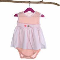 Kız Bebek Anarosa Elbise Body