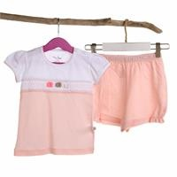 Anarosa Baby Shirt Short Set