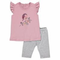 Summer Baby Supreme T-shirt Leggings 2 pcs Set