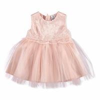 Special Days Peter Pan Collar Baby Dress