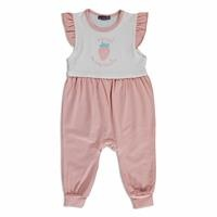 Summer Baby Girl Strawberry Supreme Romper
