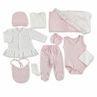 Cotton Newborn Hospital Pack 10 pcs
