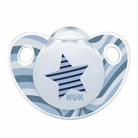 Trendline Silicone Baby Pacifier 6-18 Months 1 pcs