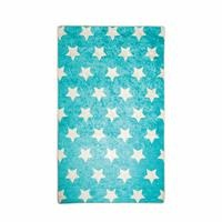 Blue Star Carpet 100x160 cm