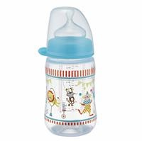 Anti-Colic Wide Neck Bottle 260 ml - Dino/Circus