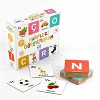 Learning Letters Educational Cards 29 pcs 3 Years+