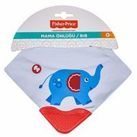 Elephant Scarf Teething Bib