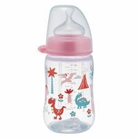Anti-Colic Wide Neck Bottle 260 ml - Baby Girl