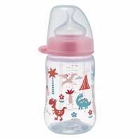 Wide Neck Bottle 260 ml Anti-Kolik Kız Biberon