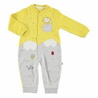 Lion Baby Footless Romper