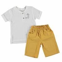 Baby Boy Arizona 2-Piece T-Shirt Shorts Set