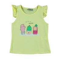 Summer Cool Cactus Supreme Baby Tshirt