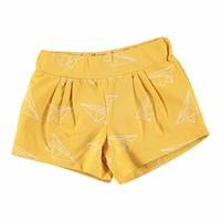 Baby Girl Pleated Short