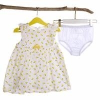 Love Baby Lemon Dress with Panty