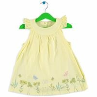 Nice Day Theme Baby Girl Dress Bodysuit