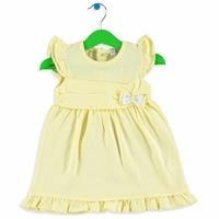 Summer Nice Day Theme Baby Girl Sleeveless Dress